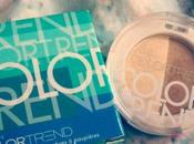 [OMBRETTO] AVON COLOR TREND eyeshadow #SUNBURST