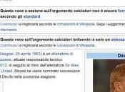 Wikipedia appare nome successore…