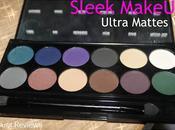 Ultra Mattes, Divine Palette Sleek MakeUP