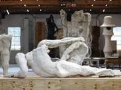 THOMAS HOUSEAGO Roman Figures: GAGOSIAN GALLERY ROMA inaugurazione mostra martedì giugno 2013