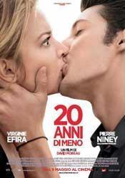 Recensione film anni meno: nuova frontiera dell'amore?