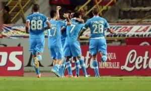 Show in trasferta per Napoli e Milan, altra caduta dell'Inter