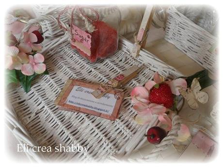 Festa della mamma stile shabby chic paperblog for Cestini shabby