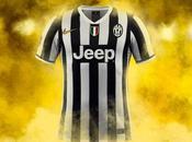 Maglia della Juventus 2013-2014, scudetto collo