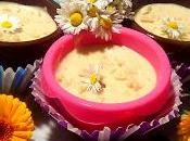 Semifreddo alla Camomilla (Dessert) Menu Vivaldi Spring