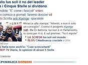 mascalzonata contro Grillo Largo Fochetti