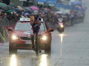 Giro D'Italia, diario della 7^Tappa