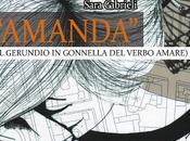"""""""Amanda-il gerundio gonnella verbo amare""""- Messaggio Promozionle"""