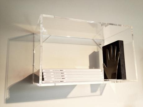 Design online libreria modulare a cubi in plexiglass - Libreria cubo ikea ...