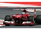 Fernando Alonso trionfa Spagna