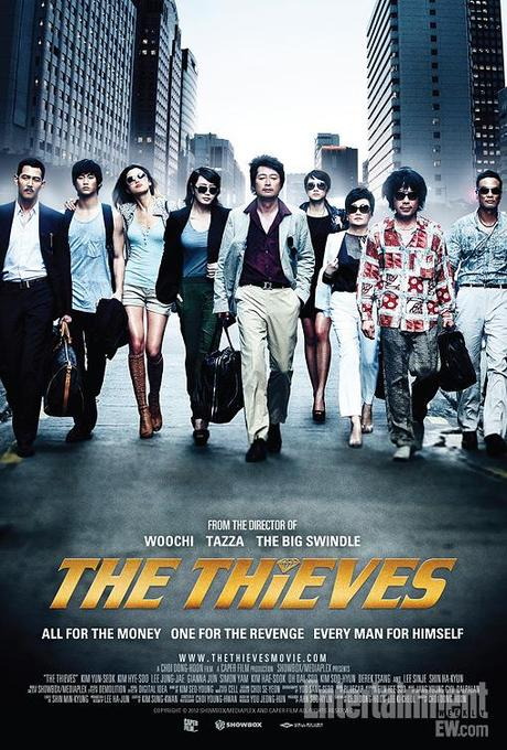 the thieves - Dodukdeul