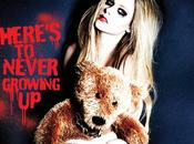"""Here's Never Growing Avril Lavigne"