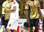 WEEK-END Pareggiano Milan Roma. espulsi: Muntari Totti!