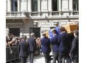 """Missoni, funerali dello stilista: """"Ottavio moda"""""""