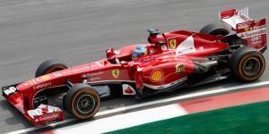 Alonso, Formula 1, GP di Barcellona, Spagna, Ferrari, Massa, Raikkonnen, Vettel