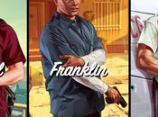 Grand Theft Auto wallpaper protagonisti