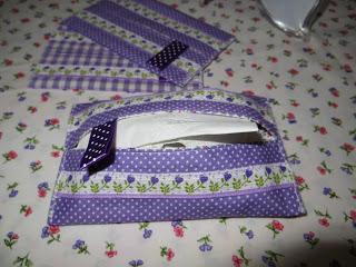 comprare nuovo consistenza netta salvare porta fazzoletti di carta in abbinata alle pochette - Paperblog