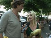 Striscia Notizia: Tapiro d'oro alla giornalista Paola Ferrari