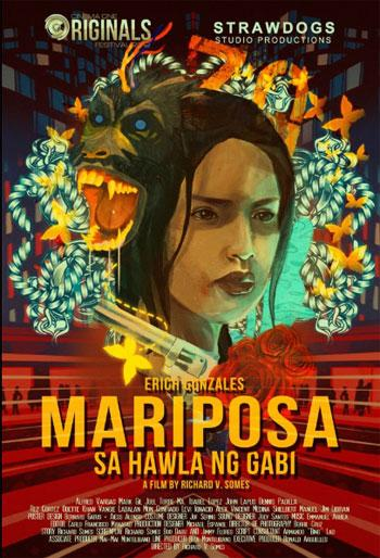 mariposa in the cage of the night - Mariposa sa Hawla ng Gabi