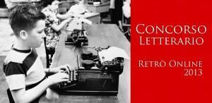 concorso letterario retro