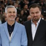 Baz Luhrmann and Leonardo DiCaprio - Photocall - The Great Gatsby © AFP
