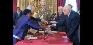 Il Ministro Kyenge parteciperà al salone del libro a Torino