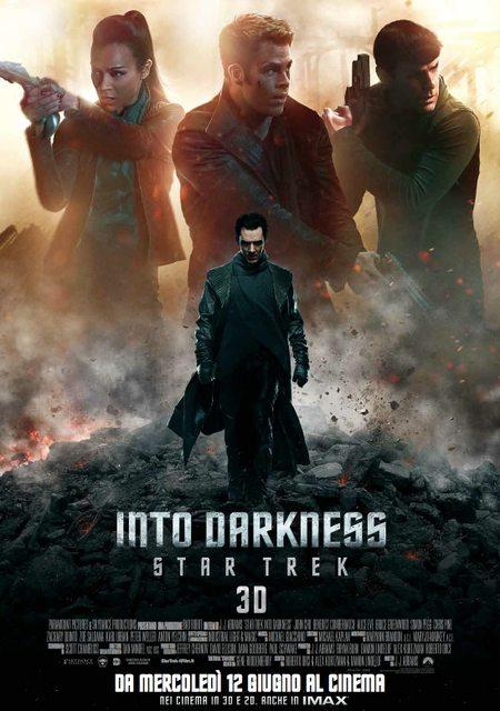 into darkness star trek