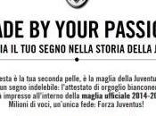 Juventus: tifosi firmano nuova maglia
