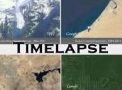 Timelapse: ultimi anni della Terra immagini