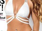 Britney Spears rispolvera lato sexy posa costume Shape