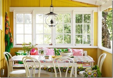 Piccoli spazi casa di vacanza in svezia 45 mq paperblog for Piccoli piani di casa cabina di log