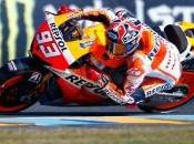 MotoGP Mans. Marquez pole