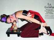 """Geisha"""" Terry Richardson"""
