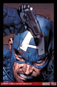 Ultimate Comics Captain America #1 1