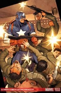 Ultimate Comics Captain America #1 3
