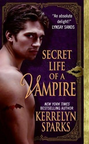 book cover of   Secret Life of a Vampire    (Love at Stake, book 6)  by  Kerrelyn Sparks