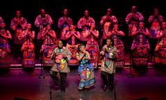 "14 dicembre 2010: SOWETO GOSPEL CHOIR "" GRACE """