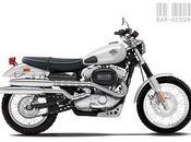 Design Corner Harley Sportster Scrambler Luca
