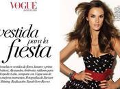 Alessandra Ambrosio Dolce Gabbana Vogue Mexico 2010