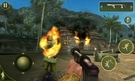 BIA2 SamsungWave screen 1 Gameloft rilascia i nuovi giochi per Android: Brothers in Arms 2, Let's Golf 2 e Fishing Kings