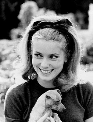 Fashion Icon: Catherine Deneuve