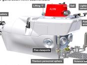 Sottomarino scientifico Alvin scenderà 6.500 metri