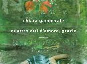Quattro etti d'amore, grazie Chiara Gamberale