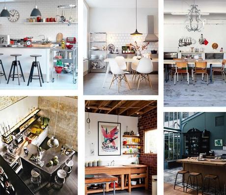 Poi è subentrato il design moderno, lindustrial style e qualcosa di ...