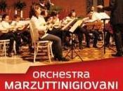 Colloredo Monte Albano, concerto orchestra MarzuttiniGiovani
