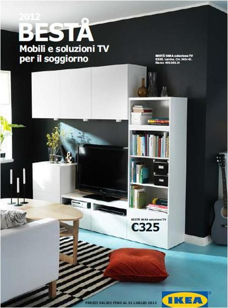 Il soggiorno 2013 di ikea lifestyle moderno e pratico - Ikea mobili salotto ...