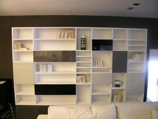 Il soggiorno 2013 di ikea lifestyle moderno e pratico for Libreria a scala ikea