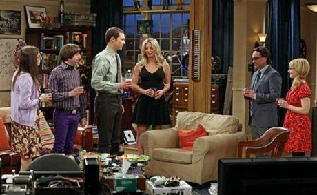 "The Big Bang Theory – Season Finale: ""The Bon Voyage Reaction"""