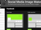 Creare copertina immagini profilo Facebook, Twitter social network