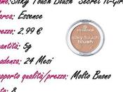 "Silky Touch Blush ""Secret It-Girl"" Essence"